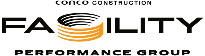 Facility service and building maintenance Performance Group Logo