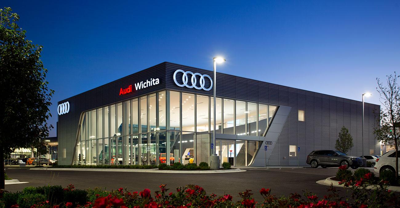 Audi Award Slider