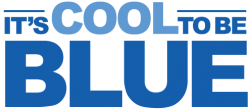 Cool To Be Blue Logo