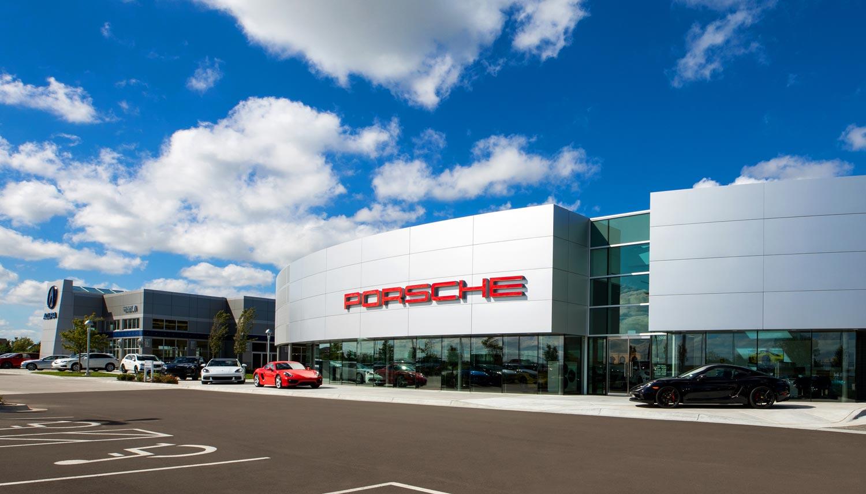 Walser Auto Complex (Porsche & Acura of Wichita)