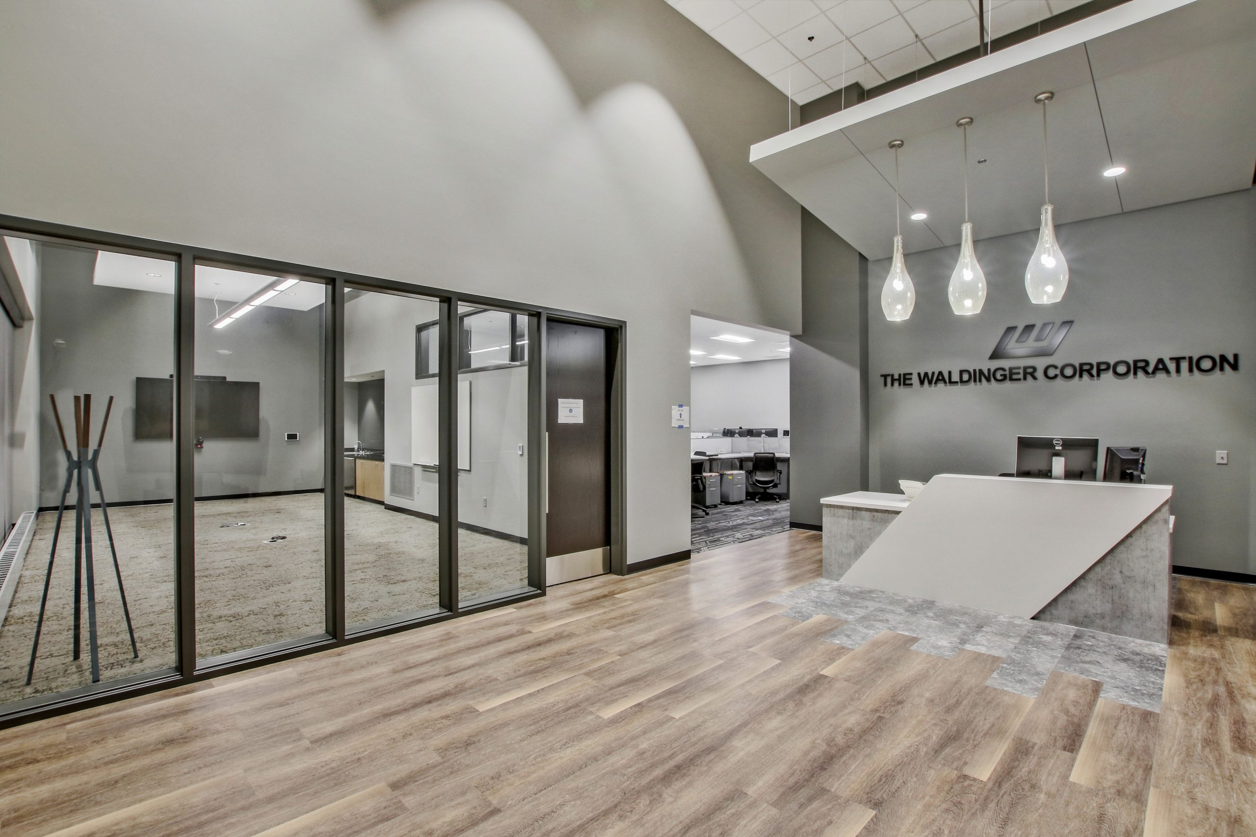 Waldinger Corporate Office Remodel & Addition